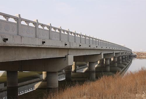张圩港河桥