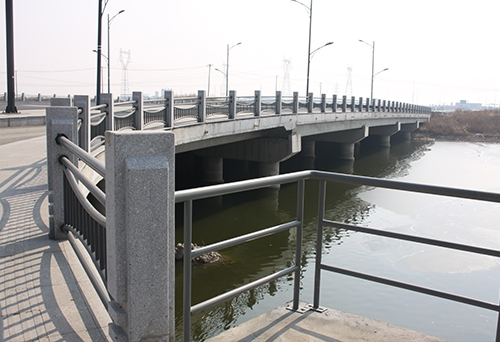 苏州排淡河桥