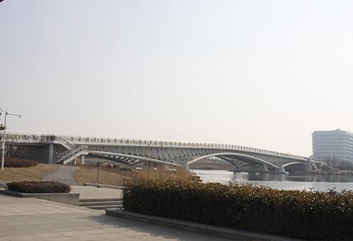 云湖景观桥