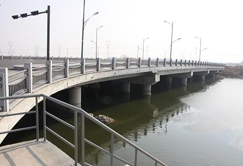 云宿路排淡河桥